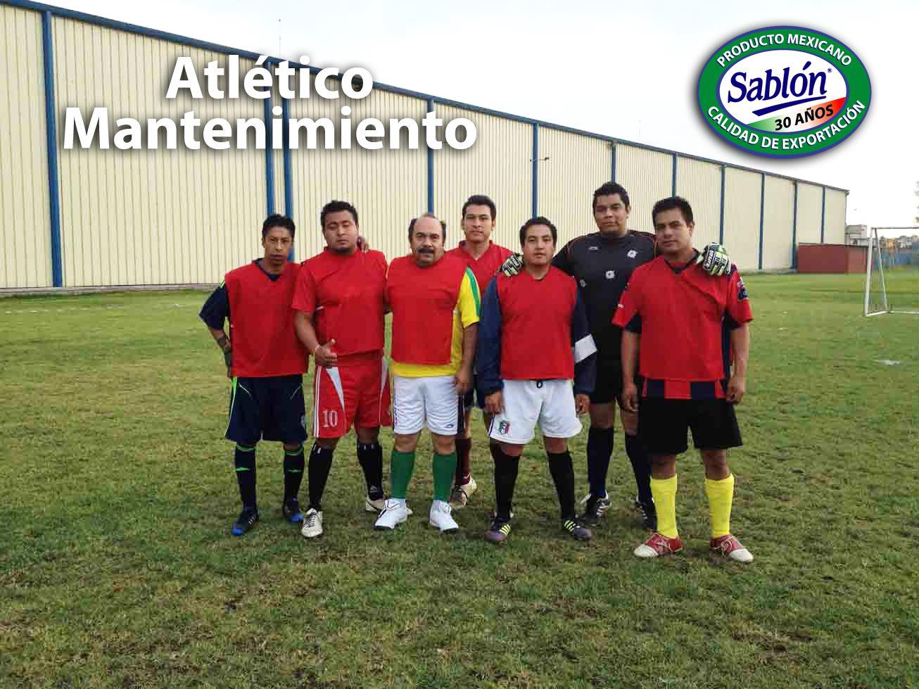 Atletico-mantenimiento