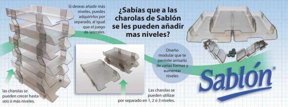 Charolas-varios-niveles-Sablon