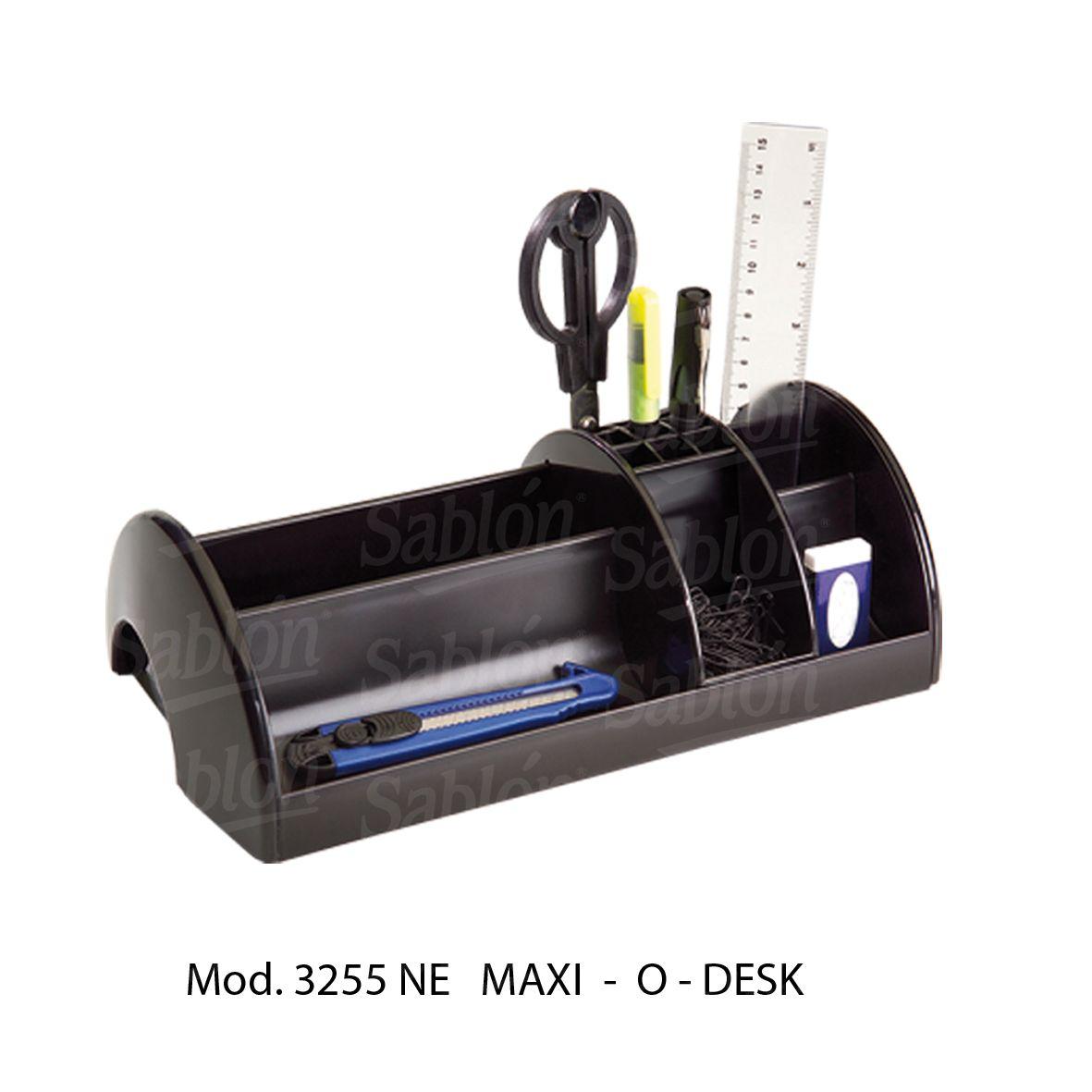 Maxi o desk mod 3255 articulos de oficina sablon for Imagenes de articulos de oficina