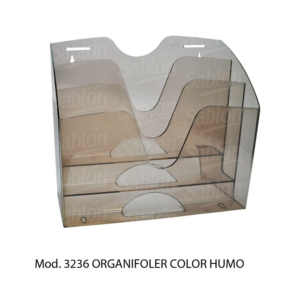 Organifolder humo organizacion de documentos mod 3236 for Articulos de oficina