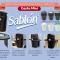 Bote de basura para espacios pequeños o reducidos - Sablón