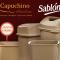Nuevo color Capuchino - Botes de Basura - Sablón