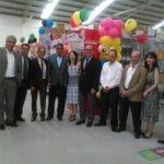 Gran inauguración de Súper Papelera en León, Guanajuato