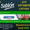 A punto de iniciar ABASTUR 2015 - Estamos en el local 2305 - Sablon