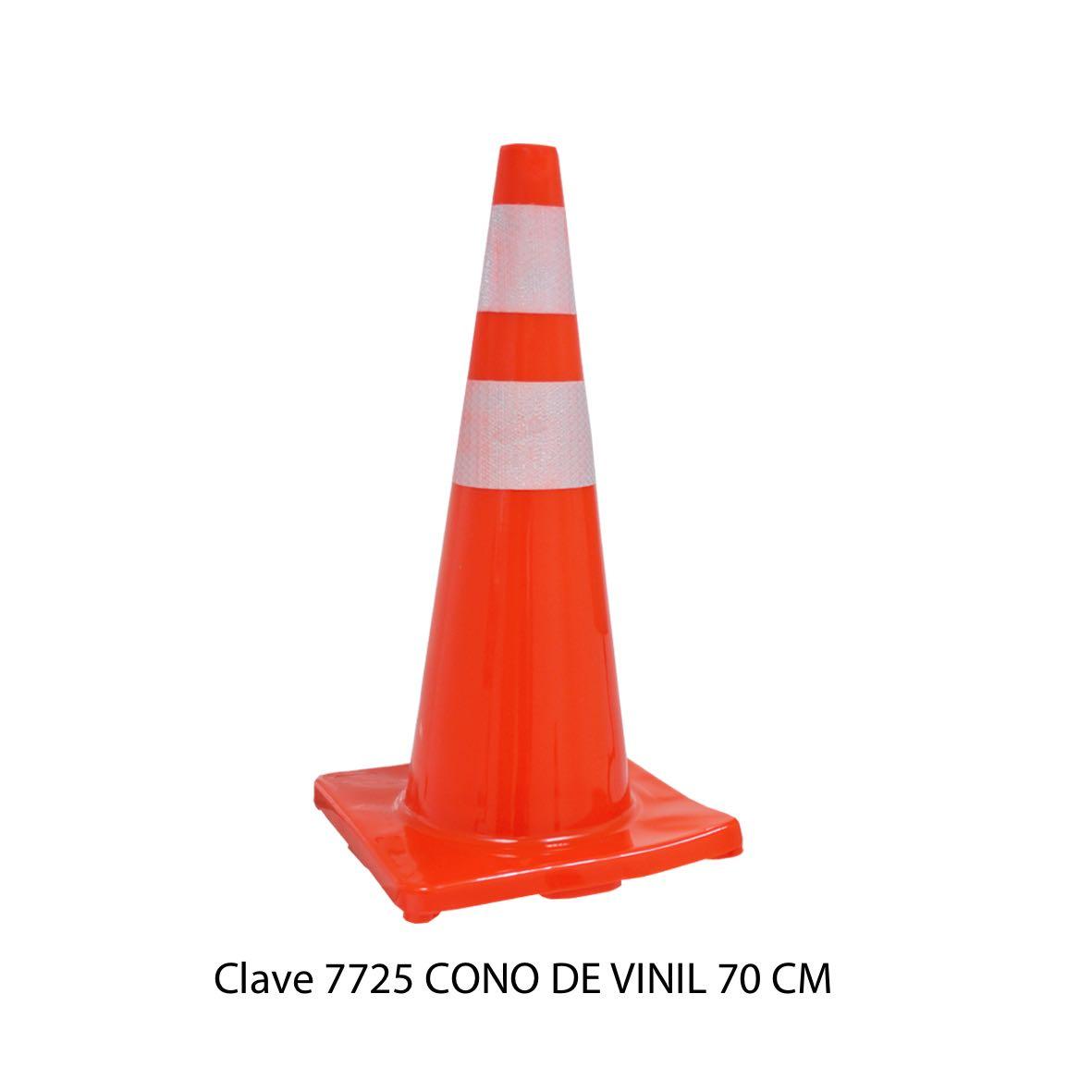 Cono de Vinil 70 cm Modelo 7725 - Sablón