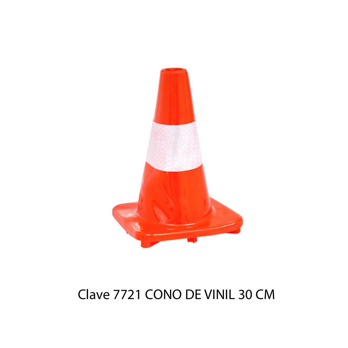 Cono de vinil de 30 cm Modelo 7721 - Sablón