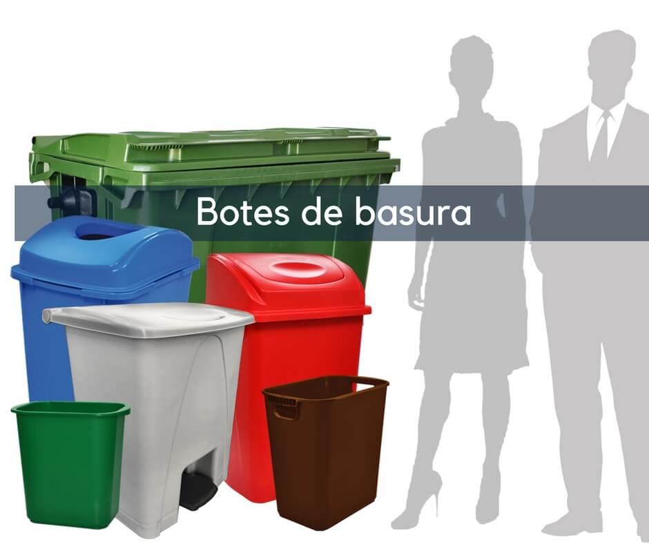 Descarga nuestro catálogo de botes de basura Sablón