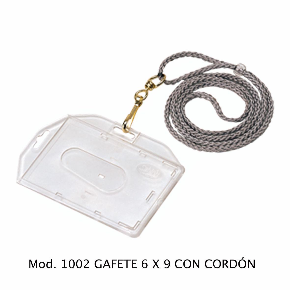 Gafete con cordón chico Modelo 1002 - Sablón