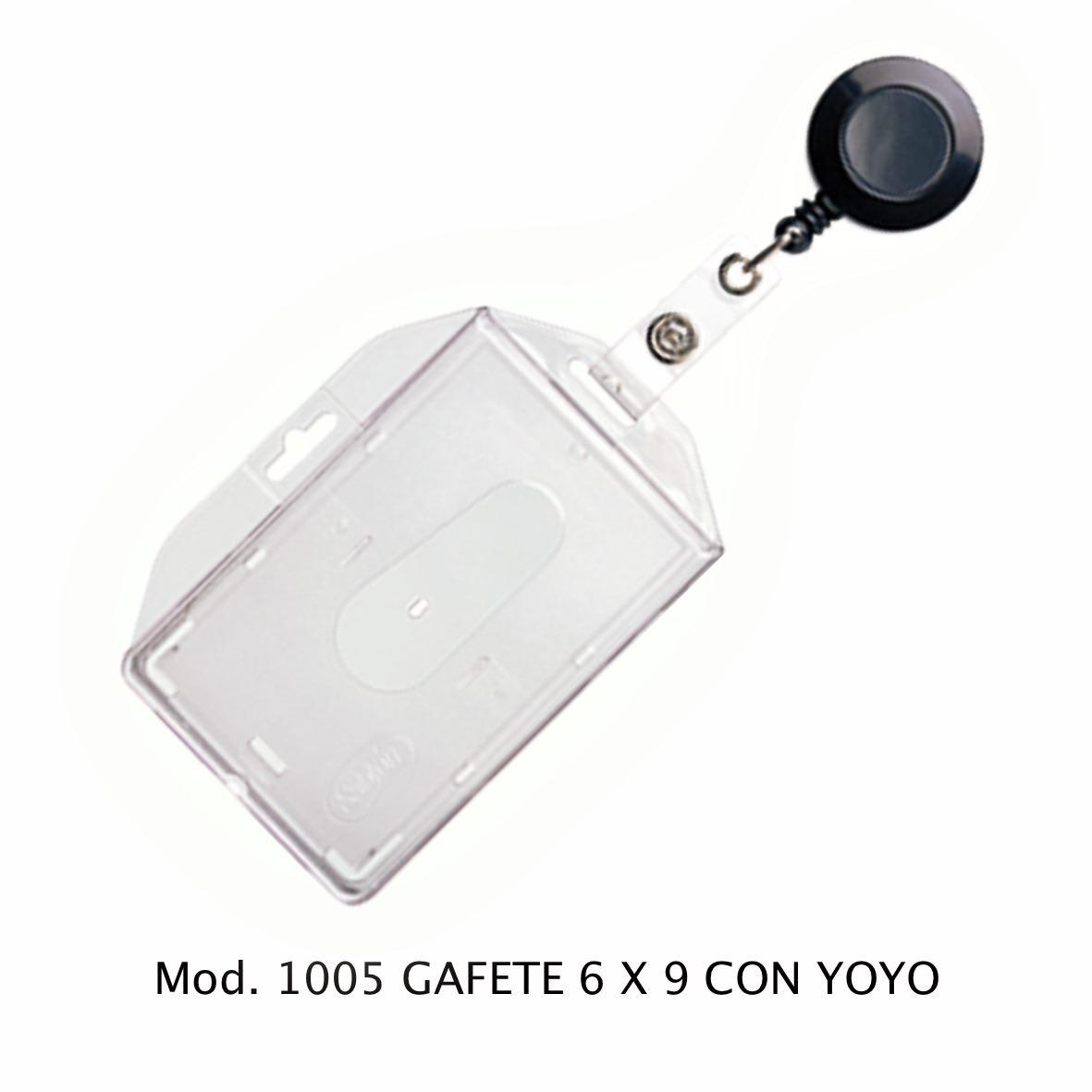 Gafete con yoyo chico Modelo 1005 - Sablón