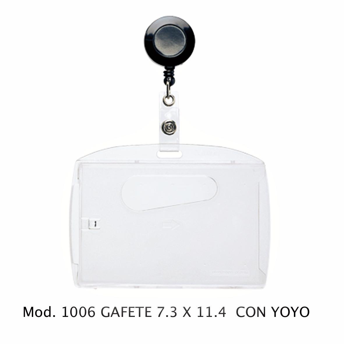 Gafete con yoyo grande Modelo 1006 - Sablón
