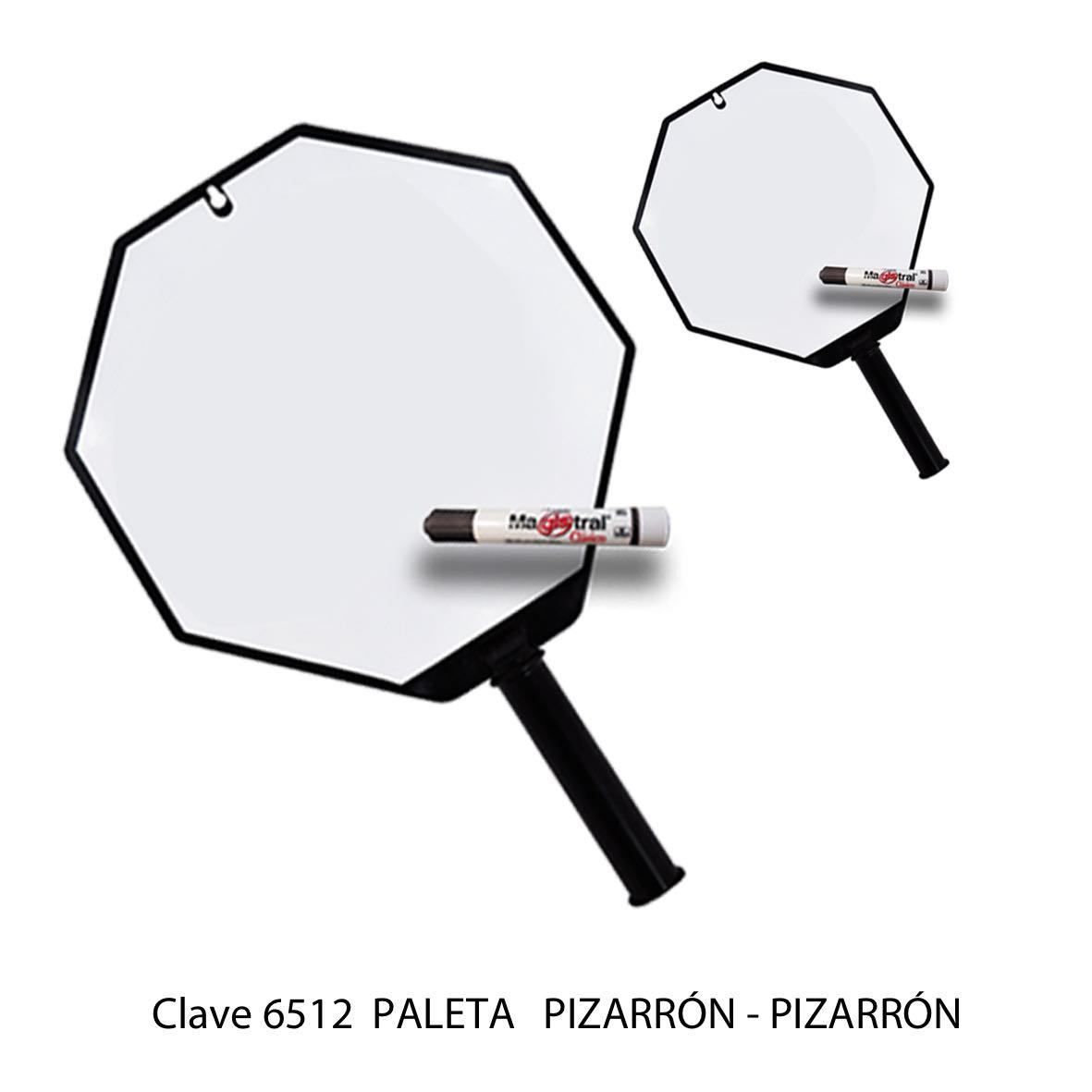 Paleta con Pizarrón Modelo 6512 - Sablón
