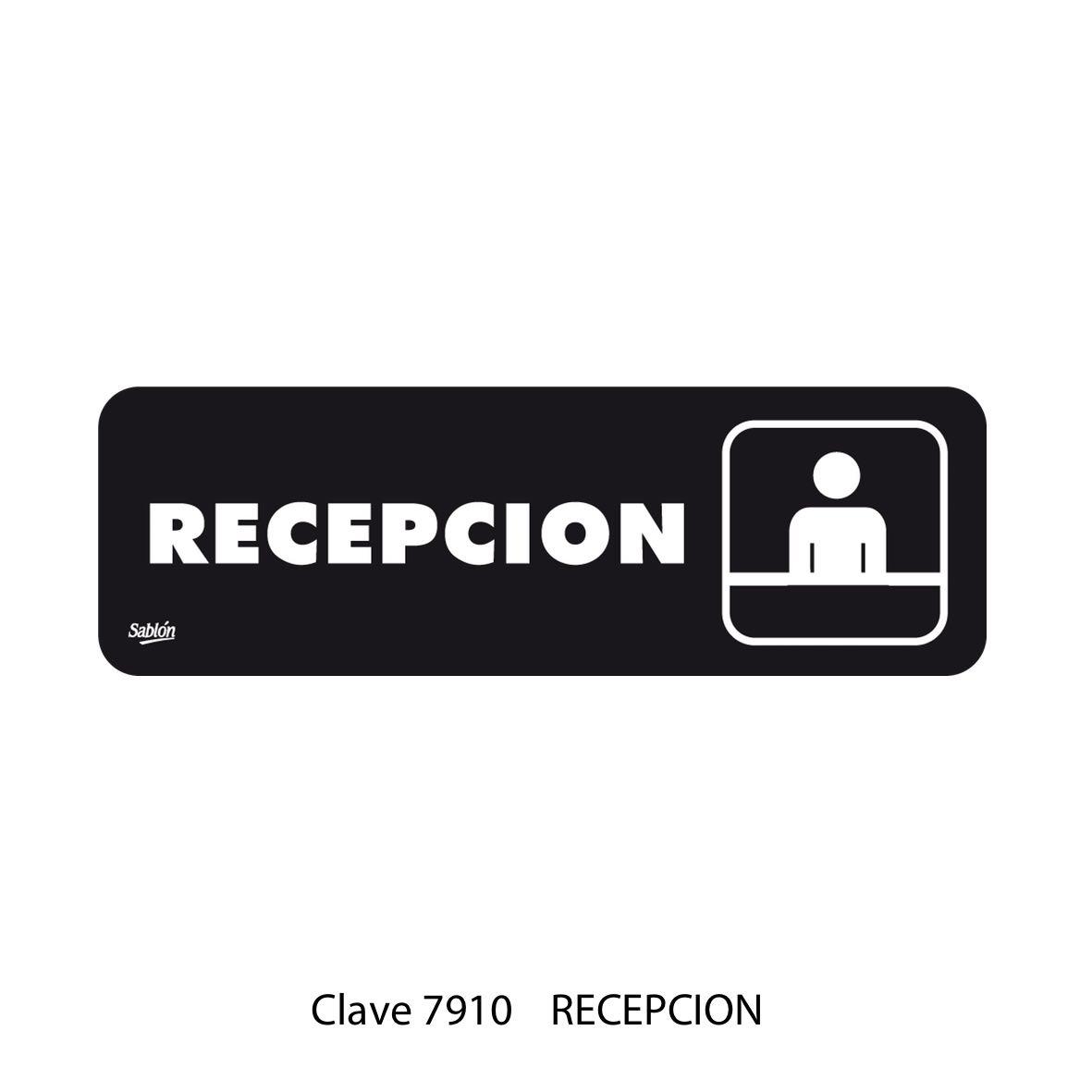 Señal Recepción Modelo 7910 - Sablón