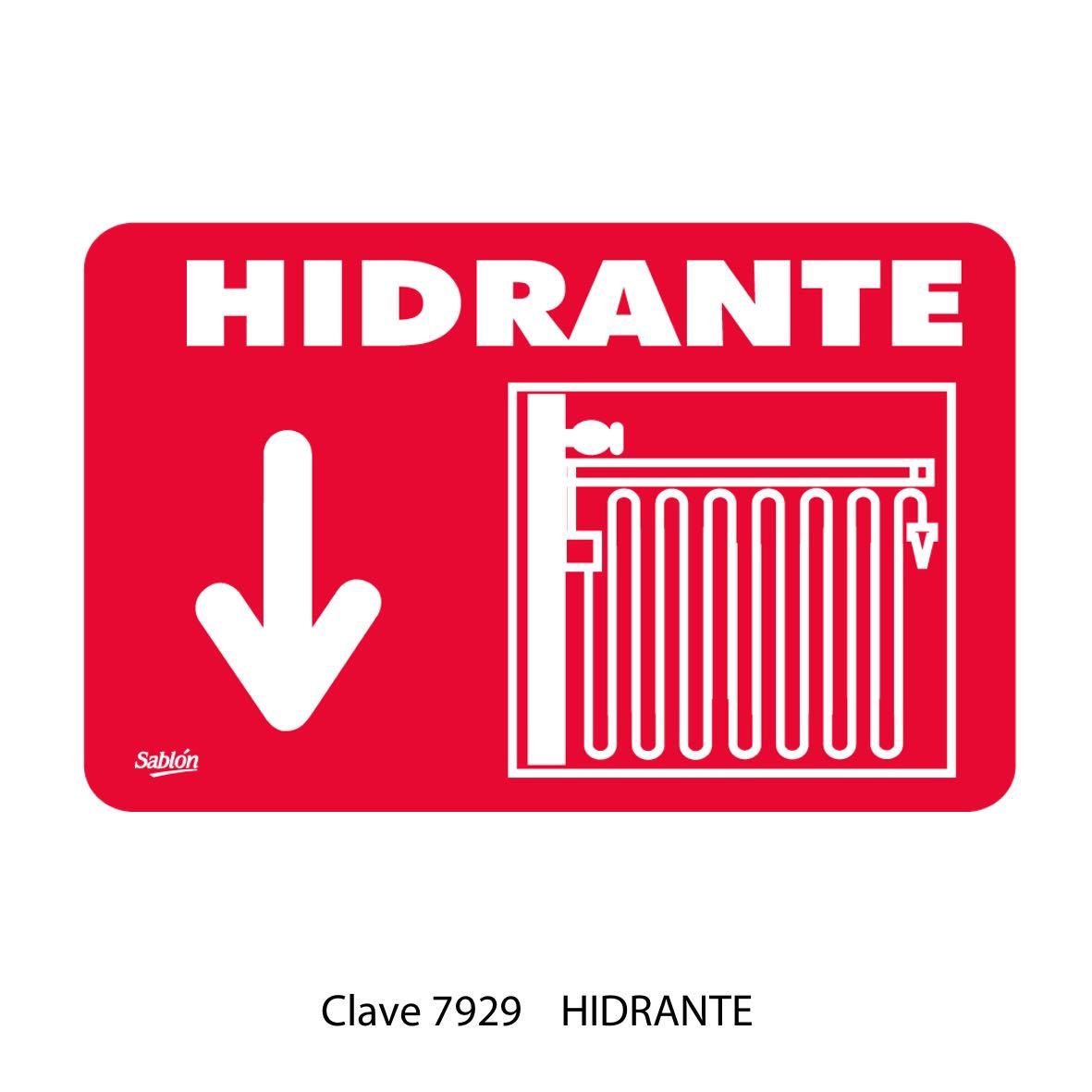 Señal de Hidratante Modelo 7929 - Sablón