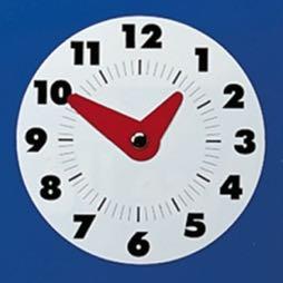 Señal icono horarios de atención - Sablón