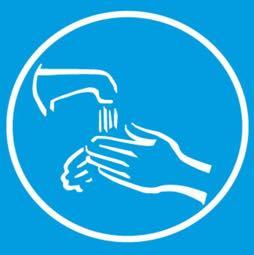Señal icono lavarse las manos - Sablón