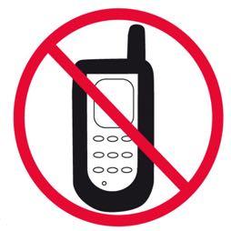 Señal icono no celulares - Sablón