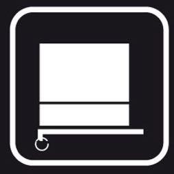 Señal icono recepción de material - Sablón