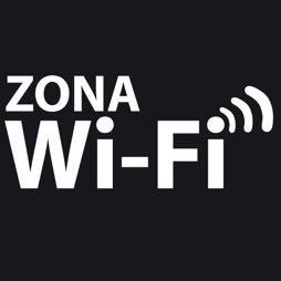 Señal icono zona wifi - Sablón