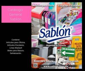Catálogo General Sablón
