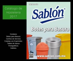 Catálogo de Hosteleria Sablón