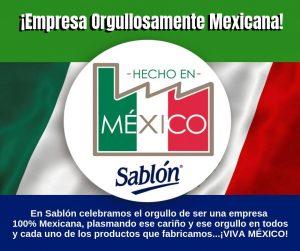 Viva México 2018 Sablón