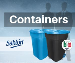 Containers Sablon Mexico