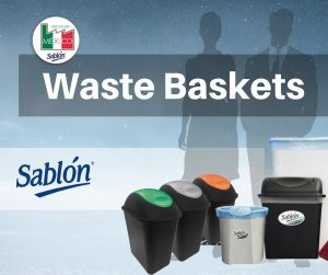 Waste Baskets Sablon Mexico