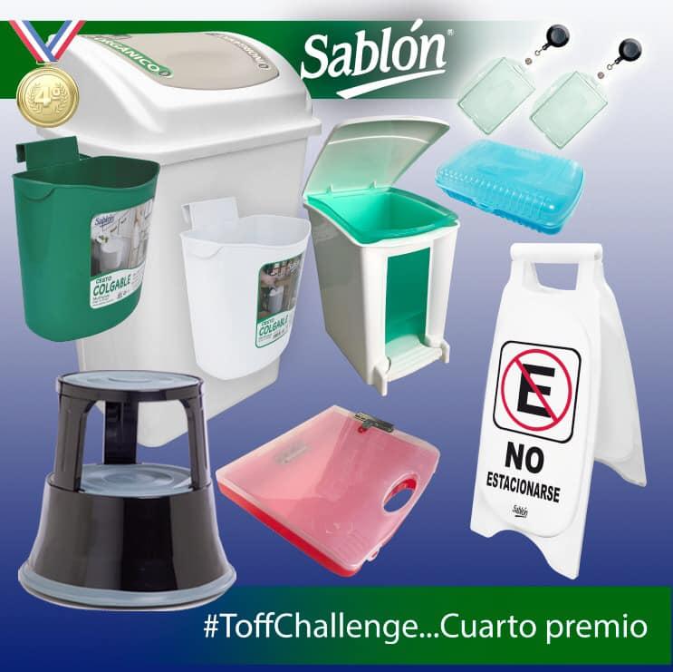 Cuarto premio Concurso Godínez - Sablón