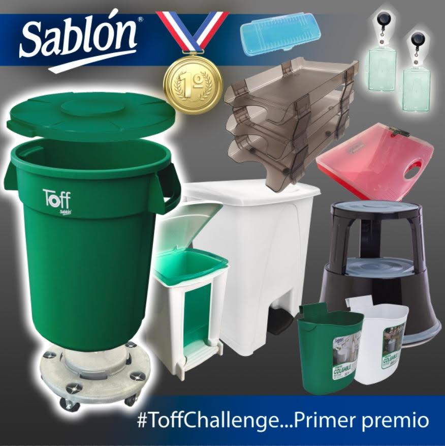Primer premio Concurso Godínez - Sablón