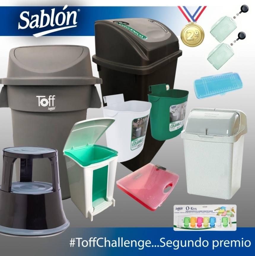 Segundo premio Concurso Godínez - Sablón
