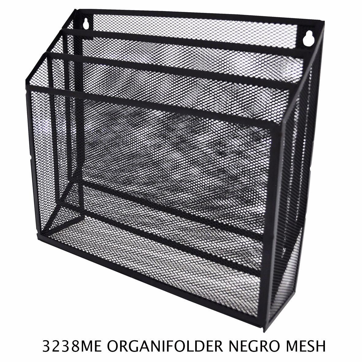 Organifolder Negro Mesh modelo 3238ME de Sablón