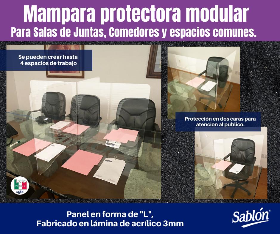 mamapara protectora modular Sablón