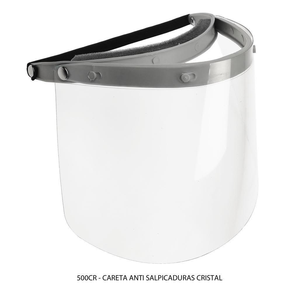 Careta protectora anti salpicaduras modelo 500CR Sablón