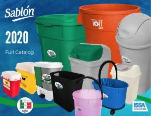 Full catalog ISSA 2020 Sablon